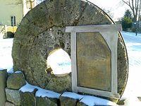 Pomnik Koło Młyńskie w Sownie