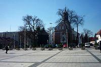 Piaseczno kościół św. Anny