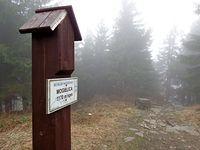 Mogielica - najwyższy szczyt Beskidu W