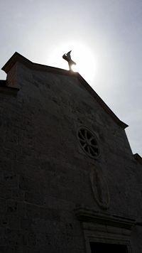 Kościół w Primosten