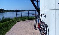 Rower w Marinie