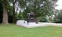 Chyba jakiś Jerzy w Hyde Parku