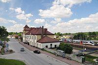 Sedziszów - Dworzec Kolejowy