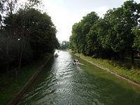 Żegluga na Kanale Szymońskim