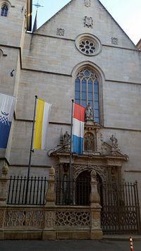 Katedra Notre-Dame - Luksemburg