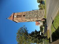 Samotna wieża w Wichowie