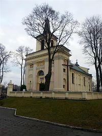Kościół pw. Św. Anny w Zaborowie (1791r.)