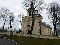 Kościół parafialny w Zaborowie