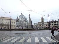 Łódź pl. Wolności