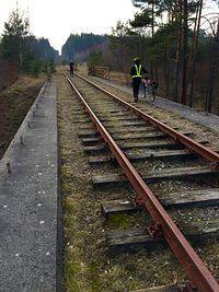Nieczynna linia kolejowa na Kociewiu