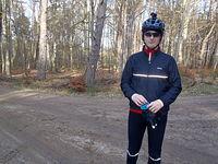 Gdzieś w lesie między Kąpinem a Wejherowem