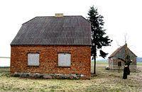 Opuszczony dom w Młynkowie