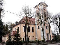 Kościół parafialny p.w. św. Michała Archanioła w Dobrzanach
