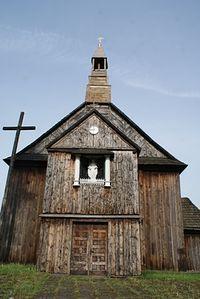 Kościół pw. św. Andrzeja w Czerniewicach