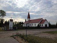 Wrzeszczyna - kościół