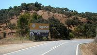 Wjeżdżam do Algarve