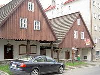 Domki tkaczy w Międzylesiu