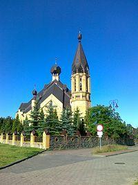 Kolejna nowa cerkiew prawosławna