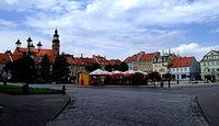 Rynek w Wodzisławiu