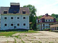 Pałac i zabudowania folwarczne we wsi Czerńczyce