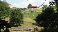 Zjeżdżalnia grawitacyjna na Górze Św. Anny