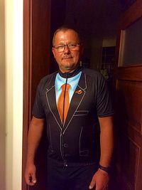 Nowy mundurek rowerowy