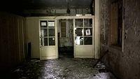 Opuszczony dworzec PKP