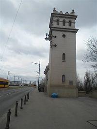 """Wieżyca na """"poniatoszczaku"""""""