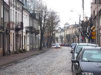W Łowiczu