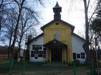 Kościół w Wierszach. KPN