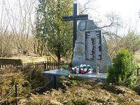 Pomnik - Rybitew. KPN