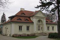 Wilanów - dom zarządcy dóbr wilanowskich