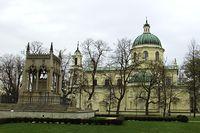 Wilanów - kościół św. Anny