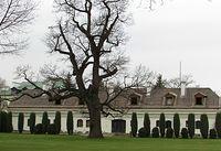 Wilanów - dom rekolekcyjny
