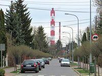 Wilanów - ul. Biedronki