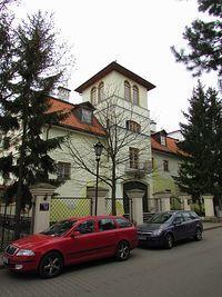 Dom Prymasa w Wilanowie