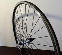 Nowe koło dla Speeder-a