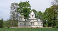 Kościół św. Antoniego Padewskiego wzniesiony w latach 1880-1883 jako cerkiew prawosławna