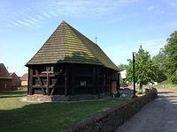 Drewniany kościół pw. MB Siewnej w Herburtowie - rok budowy 1782