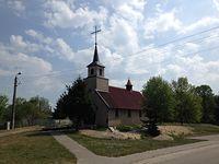 Kamiennik - kaplica św. Piotra z 1997 r
