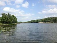 Jezioro Piast cd