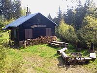 Chata myśliwska Laryska