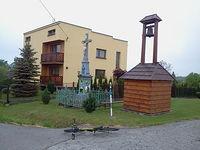 Domasławice dzwonnica