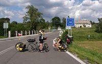 Na granicy z Czechami