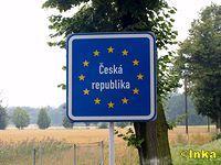Jeszcze krok i jestem na Czeskiej ziemi