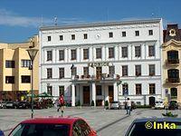 Hlučín, miasto założone przez króla czeskiego Przemysława Ottokara II