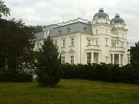 Pałac w Teresinie