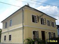 Dom w którym mieszkał słynny psychoanalityk S. Freud