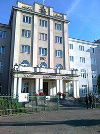 Wyższe Seminarium Duchowne w Ołtarzewie. Nawet nie wiedziałam, że jest tu takie
