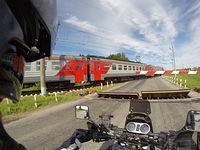 Zapory kolejowe w Rosji